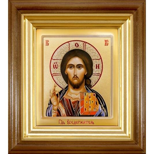 Икона Спаситель ковчег малое стекло