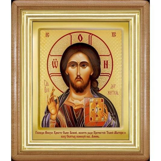 Икона Спаситель ковчег