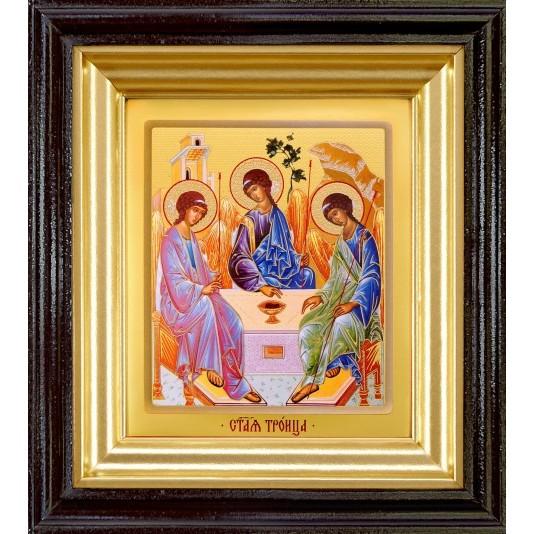 Икона Святая Троица ковчег малое стекло