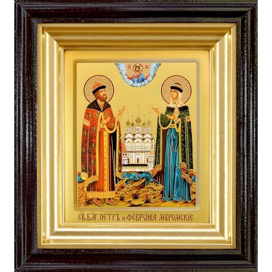 Св. Пётр и Февронья