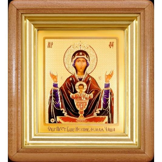 Икона Неупиваемая Чаша Б. М. ковчег малое