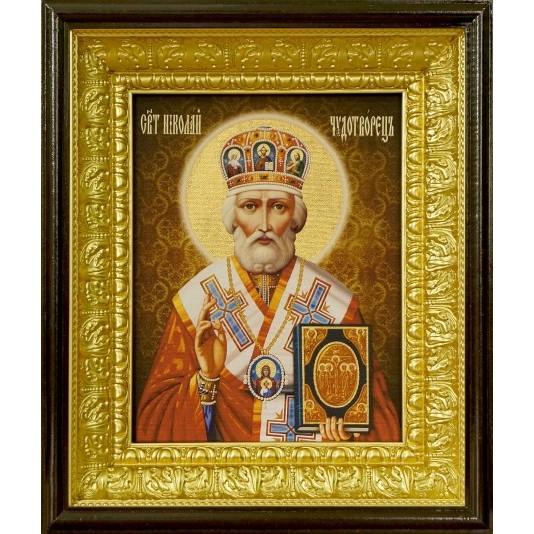 Икона аналойдная Святой Николай Чудотворец от производителя