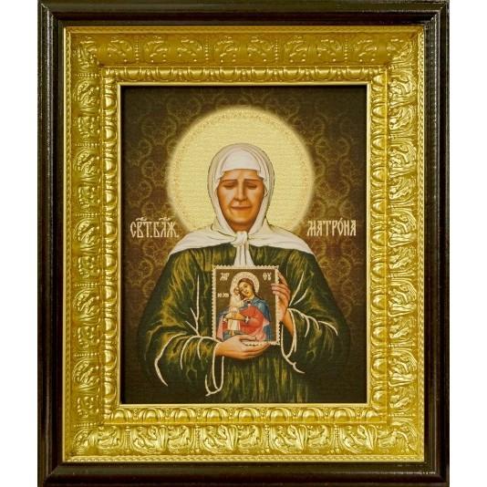 Икона аналойдная Св. Матрона Блаженная от производителя
