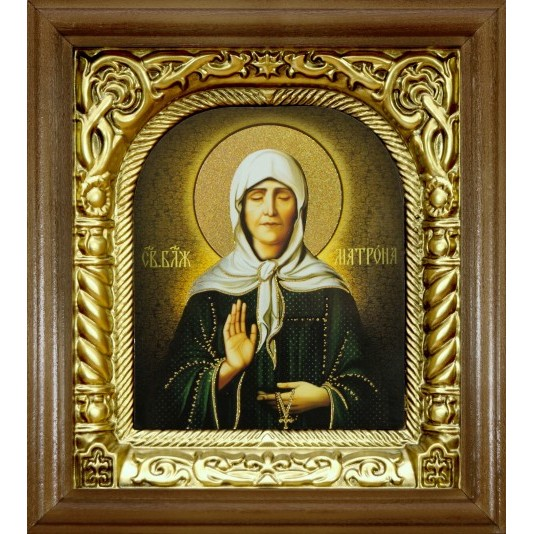 Икона Св. Матрона Блаженная