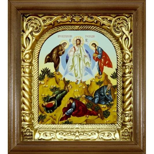 Икона Преображение Господне риза арка