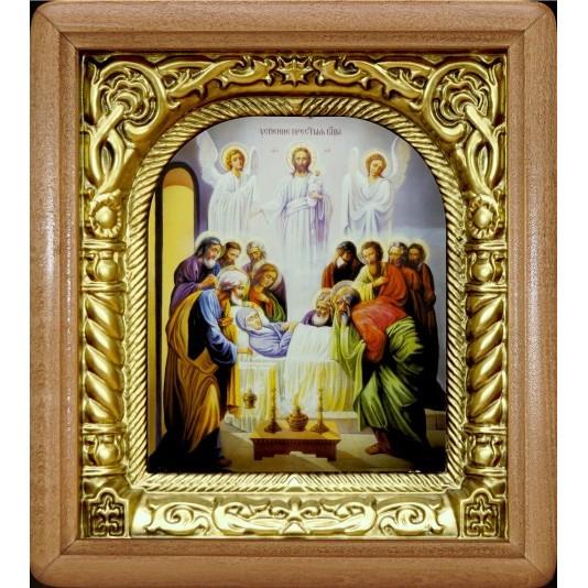 Успение Пресвятой Богородицы риза арка