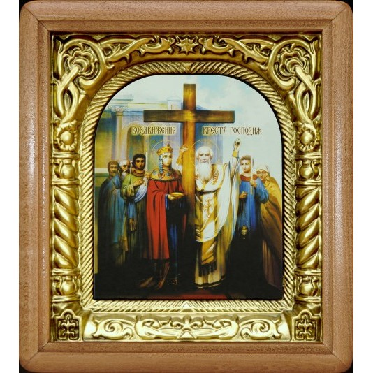 Воздвижение Креста Господня риза арка