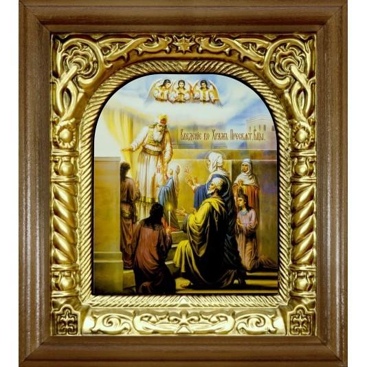 Введение во храм Пресвятой Богородицы риза арка