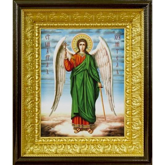Икона аналойная Ангел Хранитель