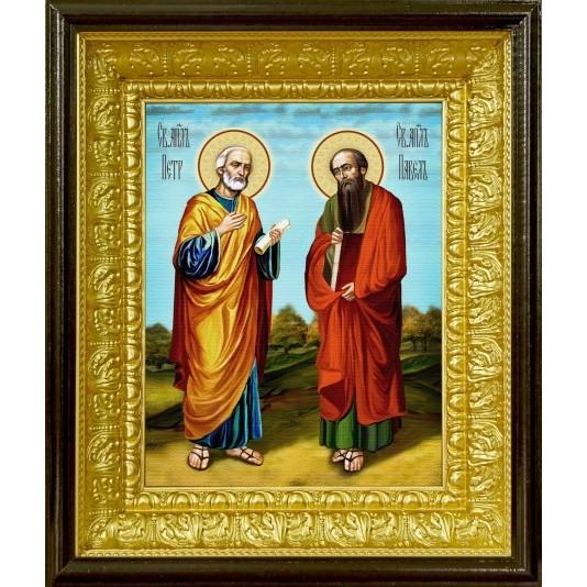 Икона аналойная Петр и Павел от производителя
