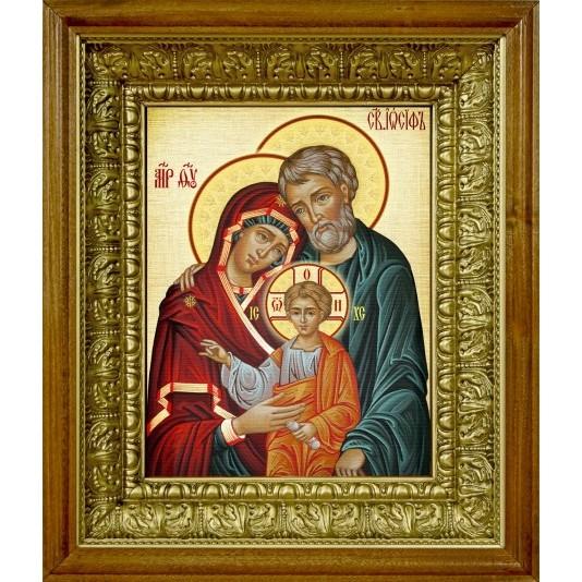 Икона аналойная Святое семейство от производителя
