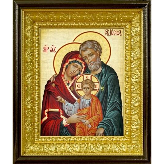 Икона аналойная Святое семейство