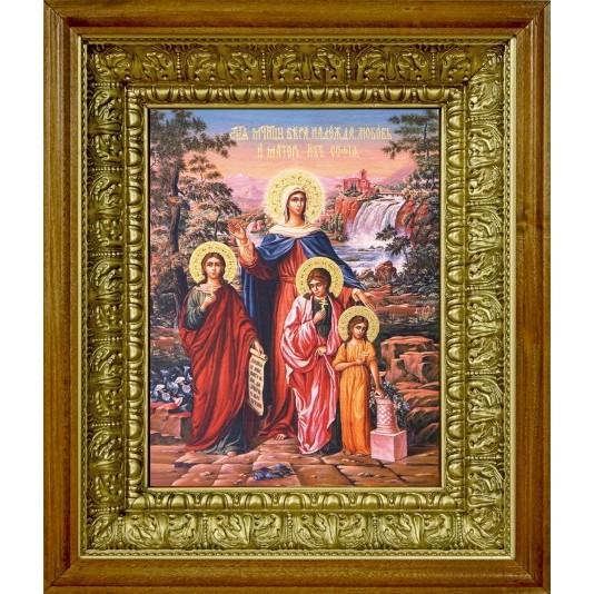 Икона аналойная Надежда Вера Любовь и матерь их Софья от производителя