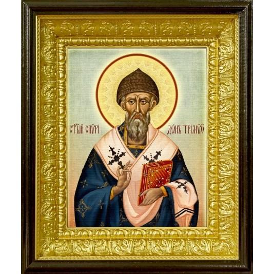 Икона аналойная Св. Спиридон Тримифунтский от производителя