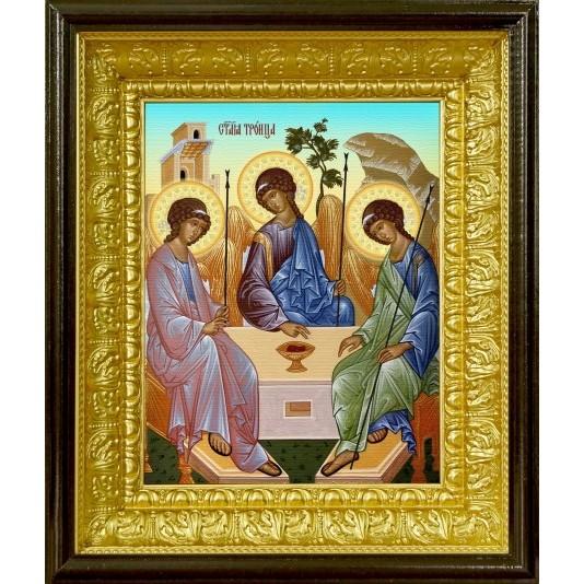 Икона аналойная Троица