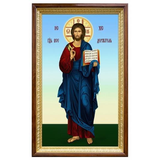Икона храмовая Спаситель от производителя