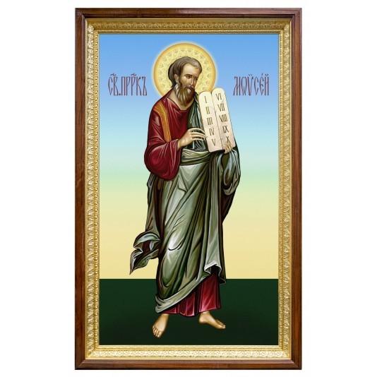 Икона храмовая Моисей Пророк от производителя