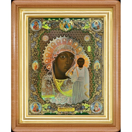 Икона Чимеевская Б. М. полиграфия большая классика