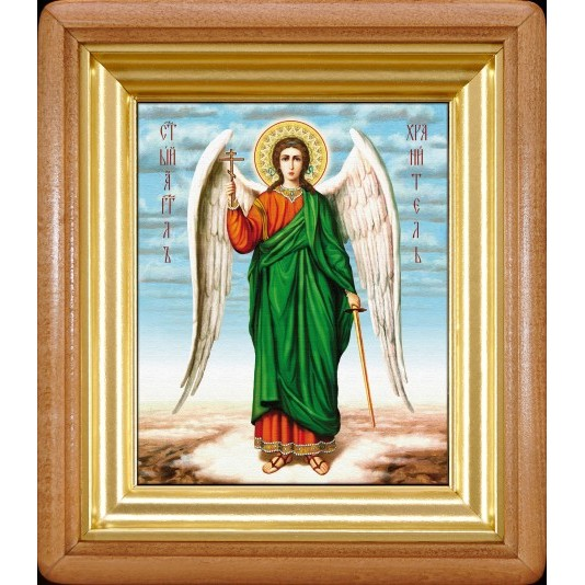 Ангел Хранитель холста малый