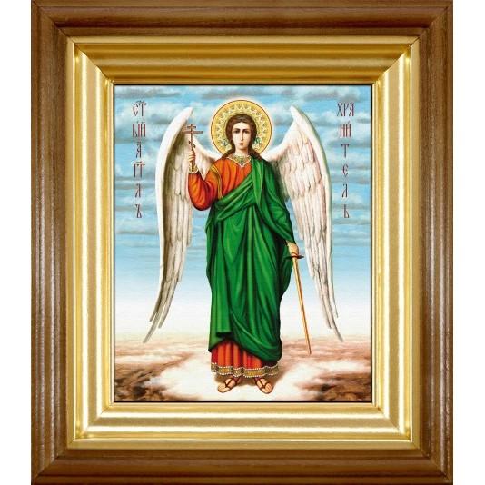 Икона Ангел Хранитель холст малый