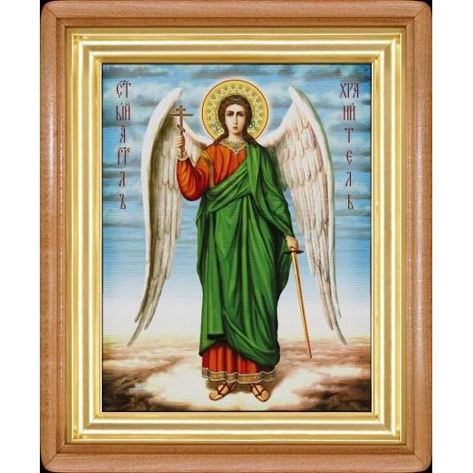 Ангел Хранитель холста большой