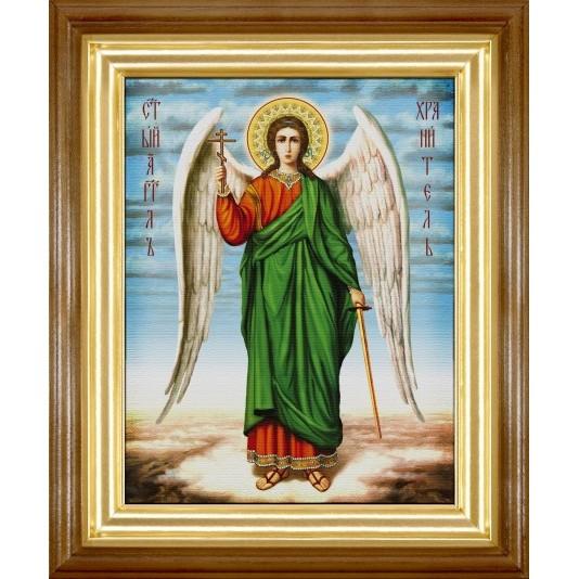 Икона Ангел Хранитель большой холст