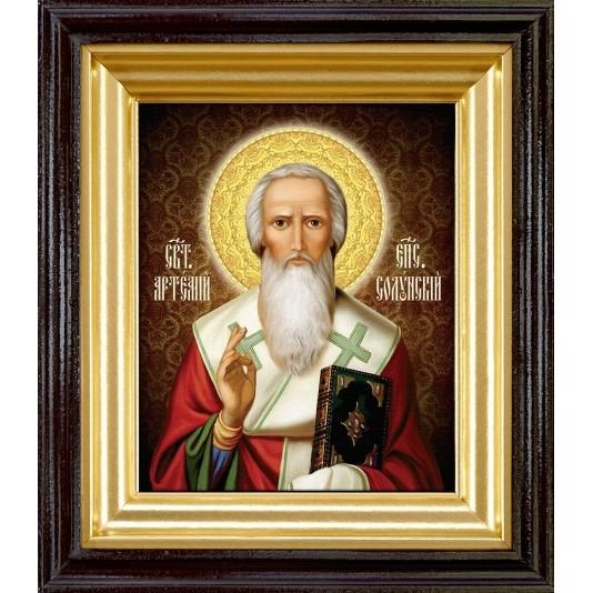 Икона Апостол Климент холста малый