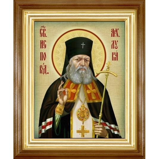 Св. Лука Крымский холст большой