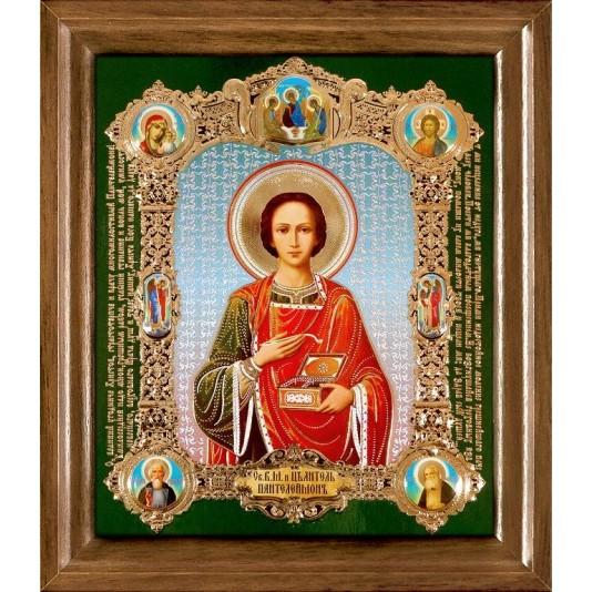 Св. Великомученник и целитель Пантелеймон