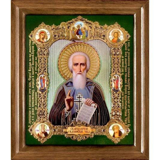 Св. Сергий радонежский чудотворец