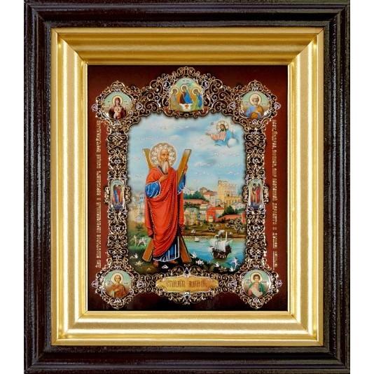 Икона Андрей Первозванный полиграфия