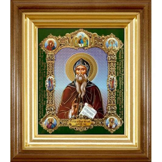 Икона Антоний Дымский полиграфия