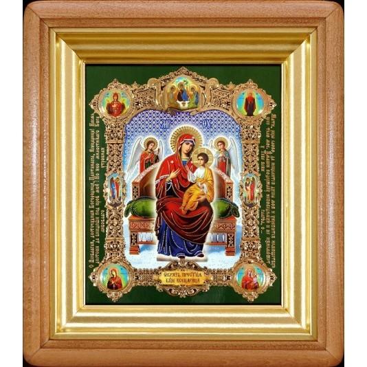 Икона Всецарица Б. М.