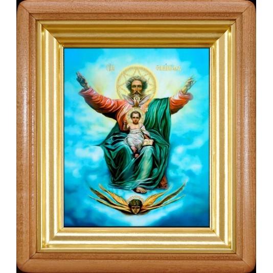 Икона Господь Саваоф