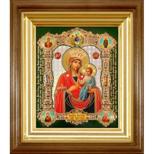 Икона Иверская Б. М.