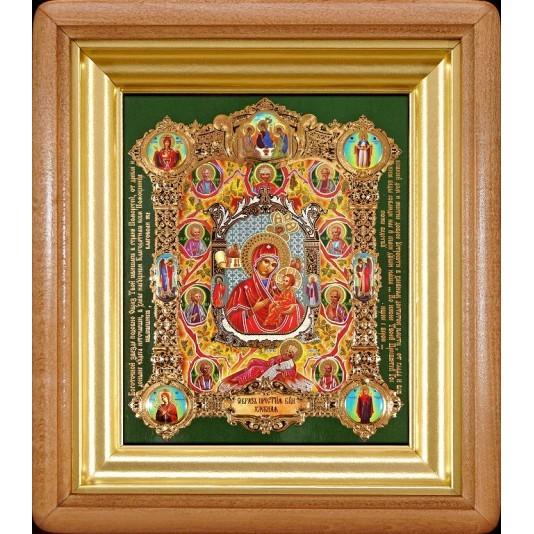 Икона Хлебная Б. М. полиграфия малая
