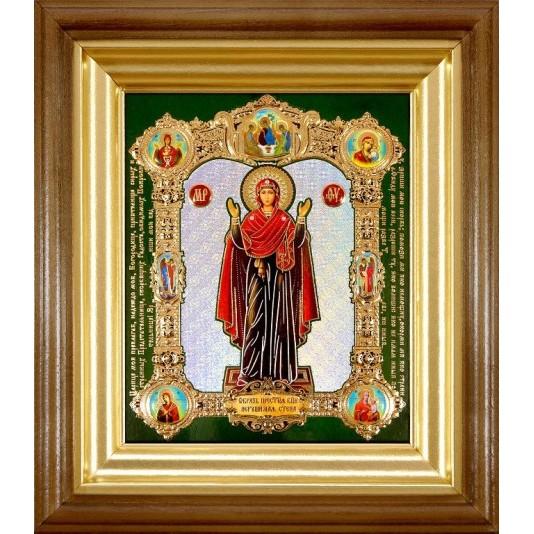 Икона Нерушимая Стена Б. М.