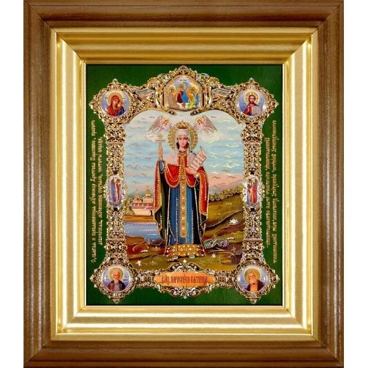 Св. Параскева Пятница полиграфия малая