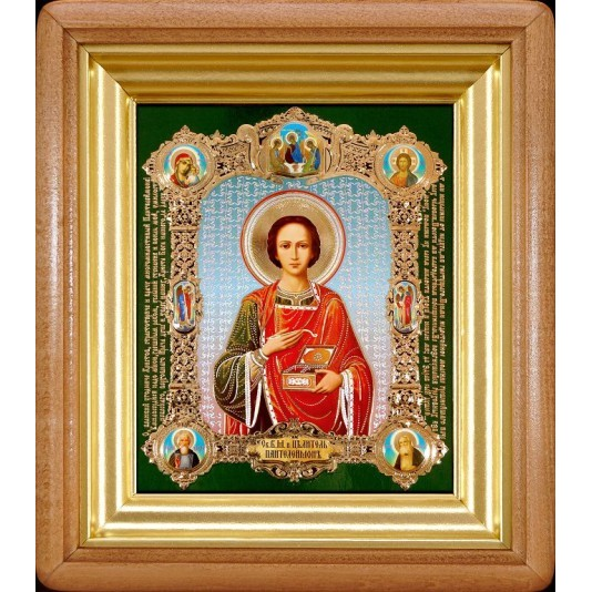 Икона Св. Пантелеймон
