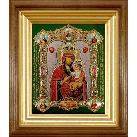 Икона Черниговская Б. М. полиграфия малая