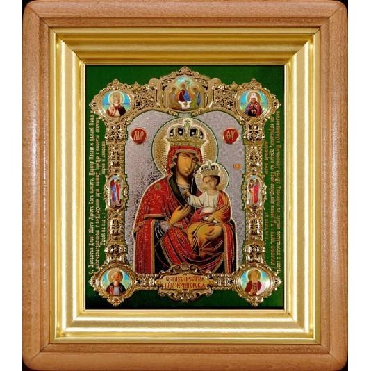 Икона Черниговская Б. М.