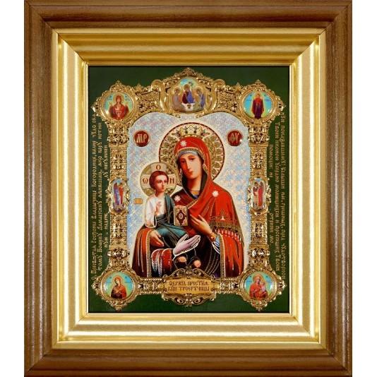Икона Троеручница